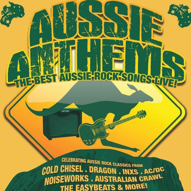 AUSSIE ANTHEMS AUSTRALIA DAY EVE 24118 Tickets at Moshtix thehellip